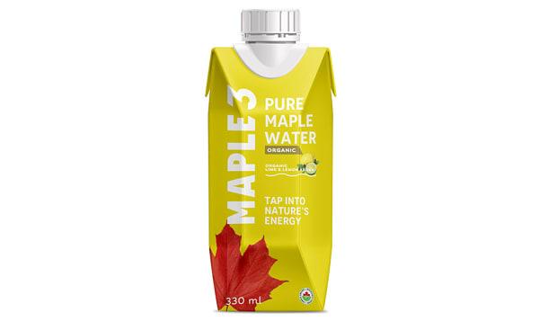 Organic Lemon Lime Pure Maple Water
