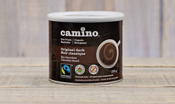 Organic Dark Hot Chocolate Mix