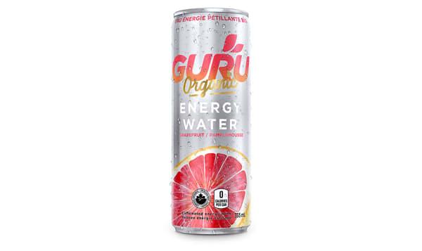 Organic Red Grapefruit Energy Water