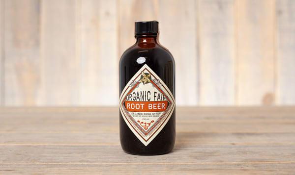 Organic Root Beer Soda Syrup