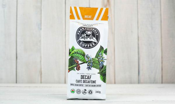 Organic Whole Decaf Roast Coffee