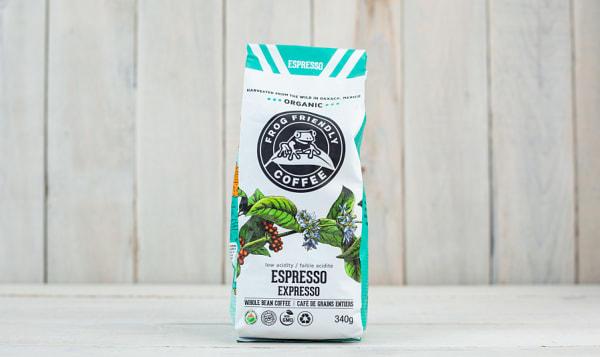 Organic Whole Espresso Roast Coffee