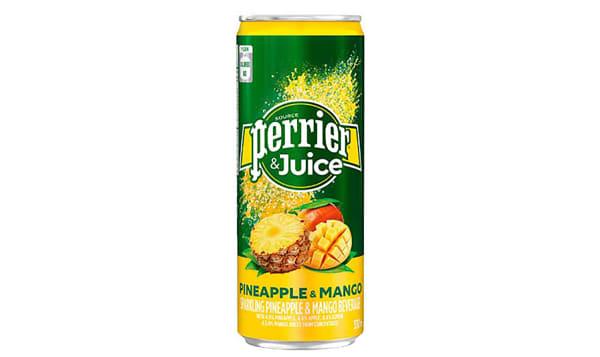 Pineapple & Mango Sparkling Juice