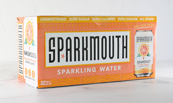 Sparkling Water - Grapefruit