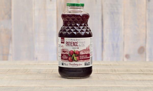 Organic Pure Nordic Cranberry Juice