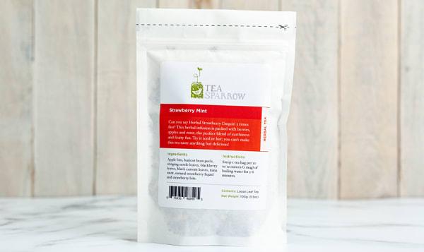 Strawberry Mint Loose Leaf Tea