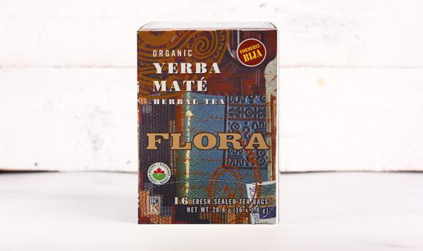 Organic Yerba Maté Tea