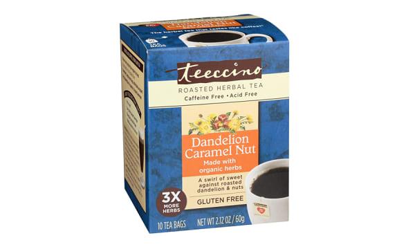 Caramel Nut Chicory Roasted Herbal Tea