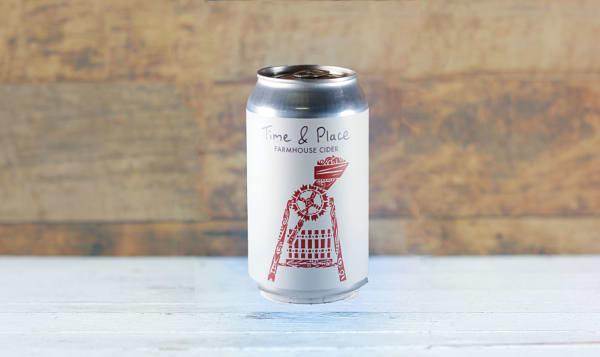 Revel Cider - Time & Place