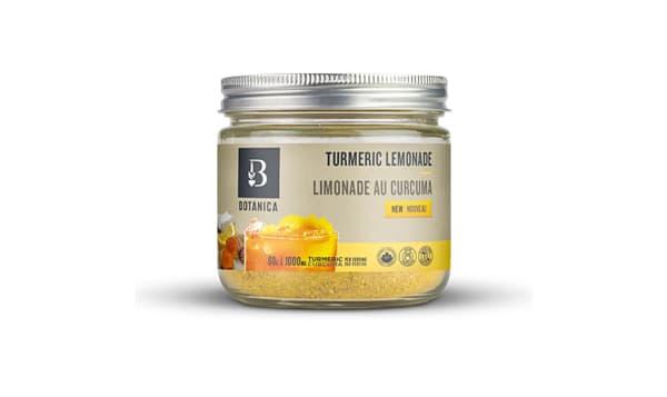 Organic Turmeric Lemonade