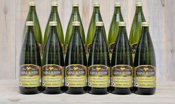 Sparkling Natural Lemon Mineral Water - CASE