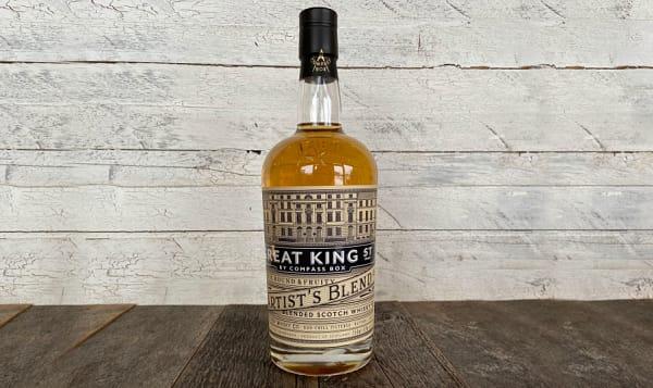 Compass Box - Great King Street Artist's Blend Scotch Whiskey