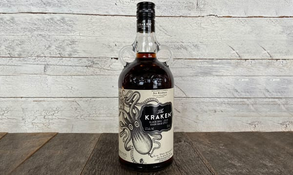 The Kraken - Black Spiced Rum