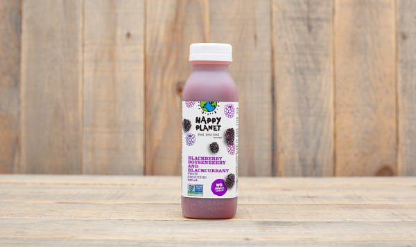 Blackberry, Boysenberry & Blackcurrant Smoothie