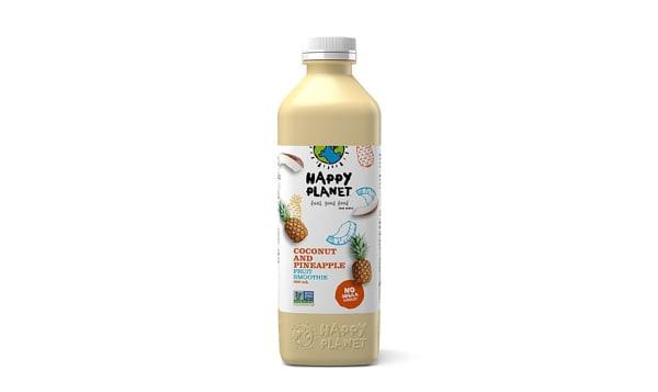 Coconut & Pineapple Smoothie