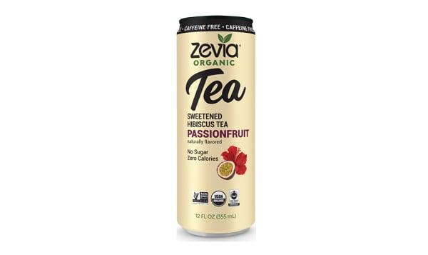 Organic Tea - Sweetened Hibiscus Passionfruit