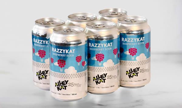RazzyKat Raspberry Sour
