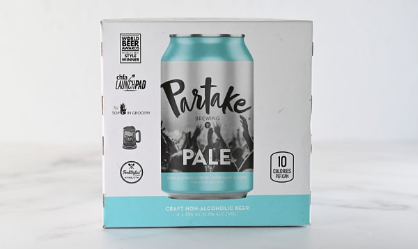Craft Non-Alcoholic Beer - Pale Ale