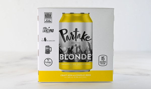 Craft Non-Alcoholic Beer - Blonde