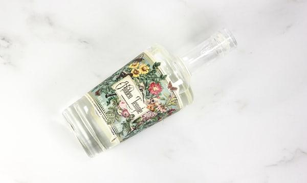 Nickel 9 - Hidden Temple Gin