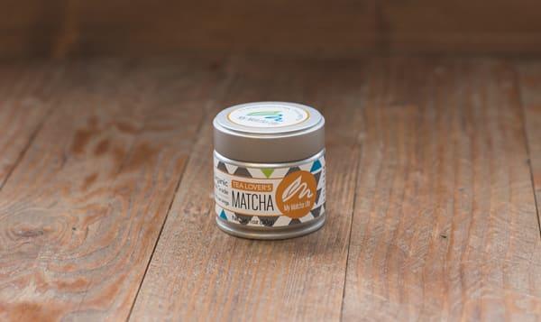Organic Tea Lover's Matcha