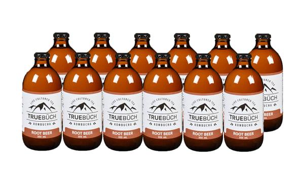 CASE - Root Beer Kombucha