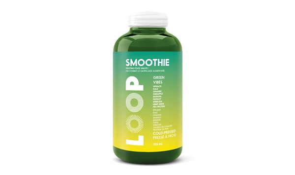 Green Vibes Smoothie