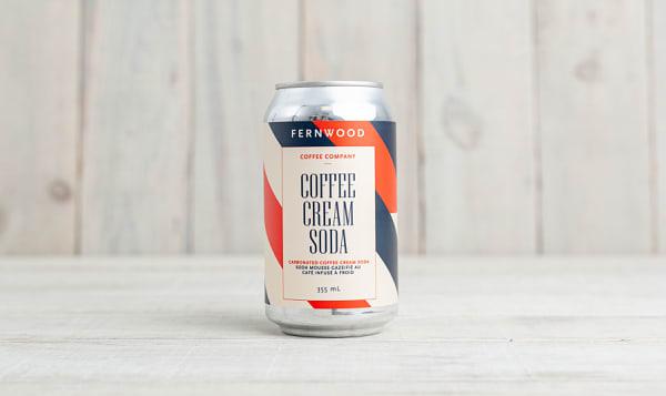 Coffee Cream Soda