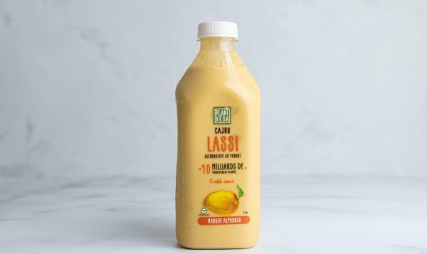 Mango Lassi, Maple Sweetened