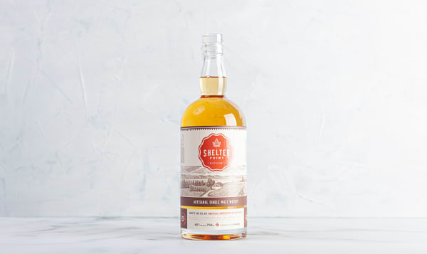 Shelter Point Distilery - Single Malt Whisky
