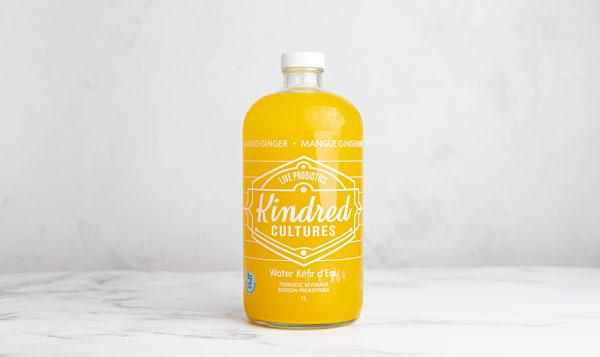 Mango Ginger Water Kefir