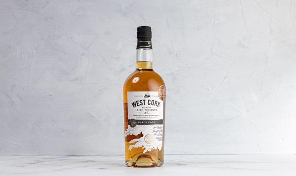 West Cork Black Cask Irish Whiskey