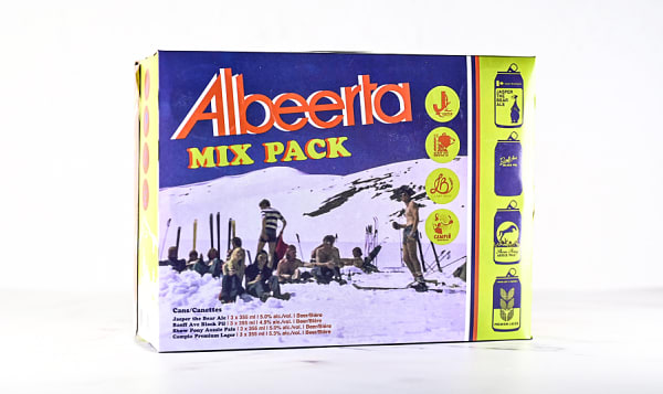 Albeerta Mix Pack