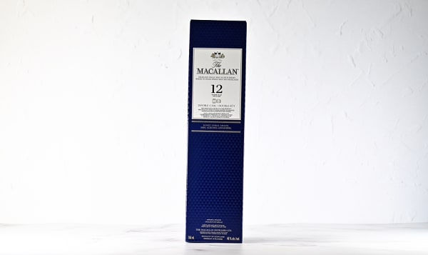 The Macallan - 12 Year Old Double Cask