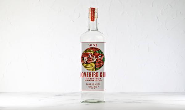 Tippa's - Lovebird Gin