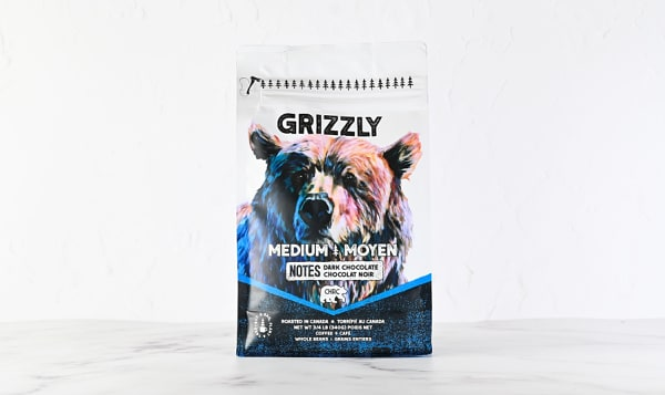 Organic Grizzly