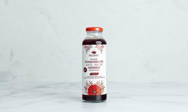 Organic Pomegranate Juice
