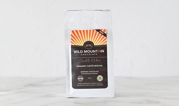 Organic Caffe Mocha Drinking Chocolate