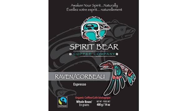 Organic Raven - Espresso