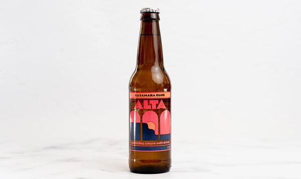ALTA, the aperitivo club soda