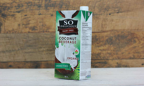 Organic Coconut Beverage - Unsweetened