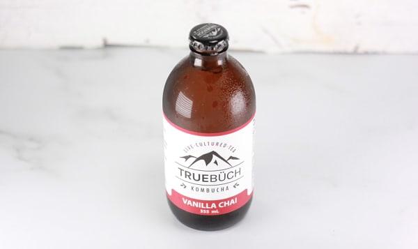 Organic Vanilla Chai - Kombucha