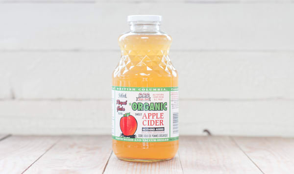 Organic Royal Gala Apple Cider