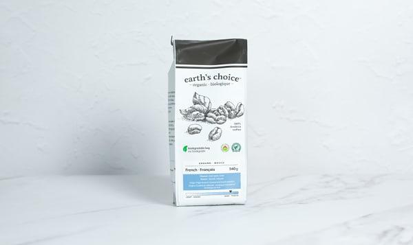 Organic French Coffee, Ground