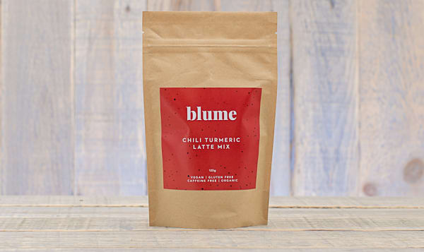 Organic Chili Turmeric Latte Mix