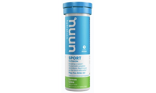 Sport - Lemon-Lime Tablets