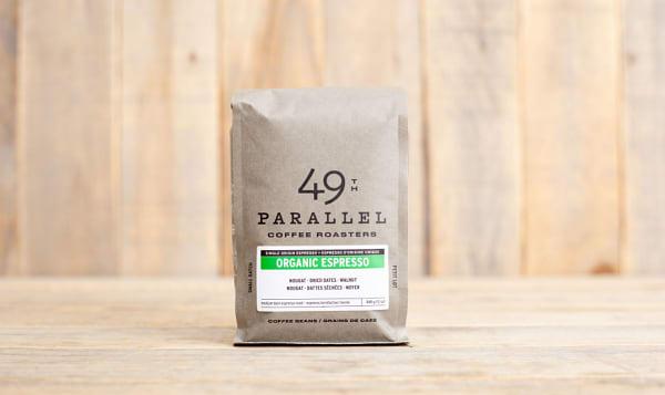Organic Seasonal Espresso — Single Origin