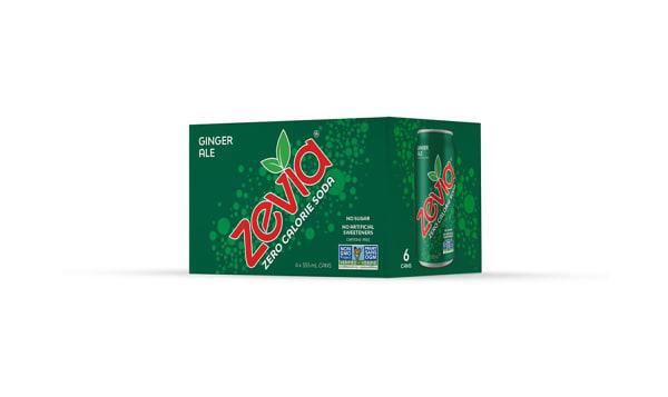 Natural Ginger Ale - Zero Calorie