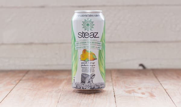 Zero Calorie Peach Mango Ice Tea