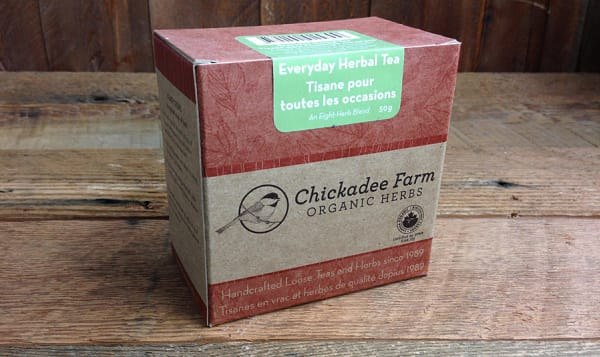 Organic Everyday Herbal Tea